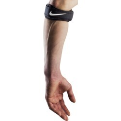 Nike Pro Combat Elbow Band 2.0 - Black, Size One Size found on Bargain Bro Philippines from Eastbay Athletic SportSource for $15.00