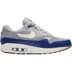 Nike Air Max 1 Running Shoes - Grey/Blue/White found on MODAPINS from Footaction.com for USD $110.00