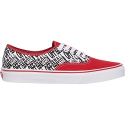 Vans Authentic Active Skate/BMX Shoes - Red / White Black