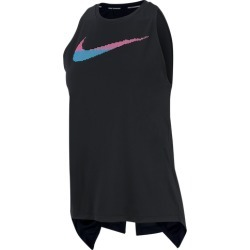 Nike Future Femme GX Tank Top - Black / Hyper Pink, Size One Size