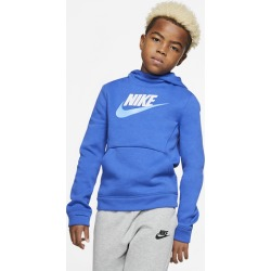 Nike Futura Club Hoodie - Game Royal, Size One Size