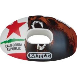 Battle Sports Oxygen Mouthguard - California Flag