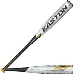 Easton SL20AL10 ALPHA 360 USSSA Baseball Bat - Silver / Black / Gold, Size One Size