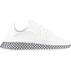 premium selection 8291b 46fbd adidas Originals Deerupt Runner - Boys Grade School - WhiteWhiteBlack  found on