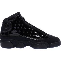 Jordan Retro 13 Basketball Shoes - Black