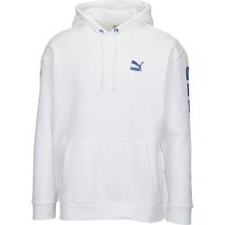 PUMA Official Hoodie - Puma White / Surf The Web