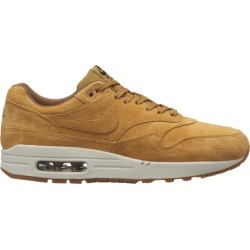 Nike Air Max 1 Premium Running Shoes - Wheat/Brown found on MODAPINS from Footlocker CA for USD $95.20