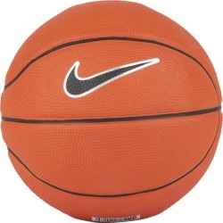Nike Mini Basketball - Amber / Black / White