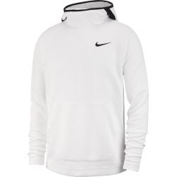 Nike Spotlight Hoodie - White / Black, Size One Size