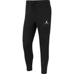 Jordan Jumpman Fleece OH Pants - Black / White, Size One Size