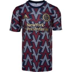 adidas MLS Pre Match Jersey - NYC FC