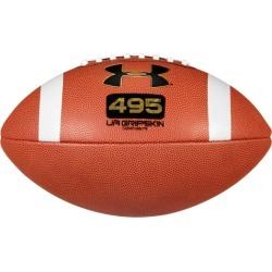 Under Armour 495 Official Size Composite Football