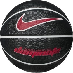 Nike Dominate Basketball - Black / White / University Red