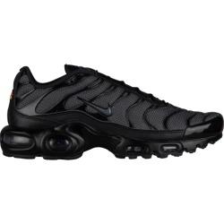 Womens Nike Air Max Plus - Black/Dark Grey/Black