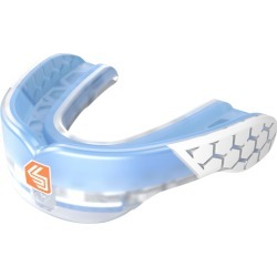 Shock Doctor Gel Max Power Mouthguard - Trans Blue