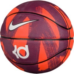 Nike KD IX Mini Basketball - Hyper Crimson / Black / White
