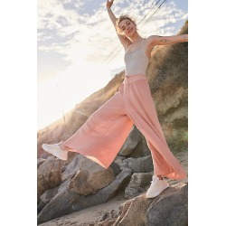 Wave Rider Wide-Leg Pants by FP Movement at Free People