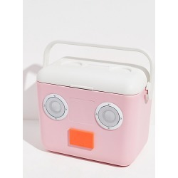 Bluetooth Cooler Box Sounds by Sunnylife at Free People, Pink, One Size