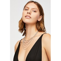 Siene Tiered Necklace by Free People