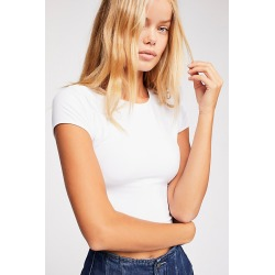 Cap Sleeve Seamless Cami by Intimately at Free People, White, M/L found on Bargain Bro Philippines from Free People for $20.00