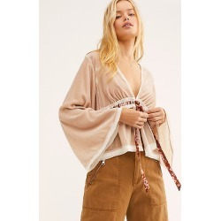 Tied And True Velvet Top by Free People