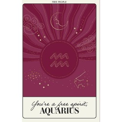 Free People eGift Card by Free People, Aquarius, 5 found on Bargain Bro India from Free People for $150.00