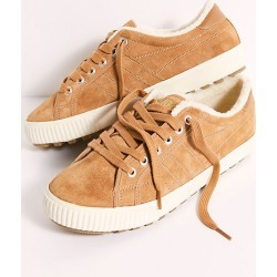 Gola Nordic Shearling Sneakers by Gola at Free People, Light Caramel, US 8 found on MODAPINS from Free People for USD $95.00