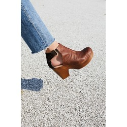 Amber Orchard Clog by FP Collection at Free People, Chocolate, EU 41 found on Bargain Bro Philippines from Free People for $168.00