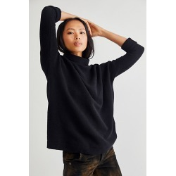 Ottoman Slouchy Tunic by Free People, Black, XS found on Bargain Bro Philippines from Free People for $148.00