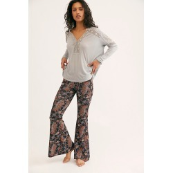 Kitty Flare Pants by Free People