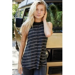 Striped Making Waves Active Tank by FP Movement at Free People