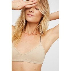 Skinny Strap Bralette by Intimately at Free People, Latte, M/L