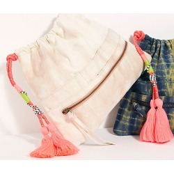 Tie-Dye Practical Pouch by FP Collection at Free People