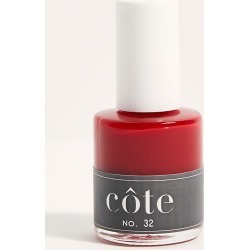 Côte 10-Free Nail Polish by Côte at Free People, Classic Red, One Size found on MODAPINS from Free People for USD $18.00