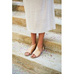 Mont Blanc Sandals by FP Collection at Free People, Natural, EU 36 found on Bargain Bro India from Free People for $168.00