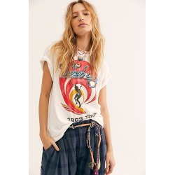 Beach Boys Tee by Daydreamer at Free People