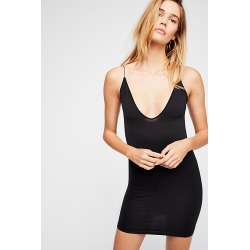 Seamless High Platform Slip by Free People, Black, XS/S found on Bargain Bro Philippines from Free People for $30.00