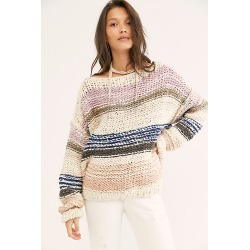 Organic Cotton Pullover by Free People