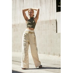 Close Call Wide-Leg Pants by Free People