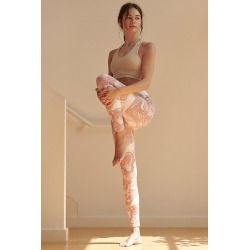 Sandy Leggings by Beach Riot at Free People, Brick Dust, M found on MODAPINS from Free People for USD $98.00