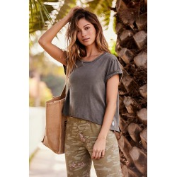 Roll It Up Buttercup Active Tee by FP Movement at Free People