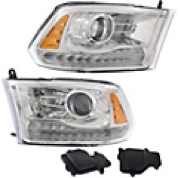 2017 Ram 1500 Headlight Replacement found on Bargain Bro India from JC Whitney for $797.35
