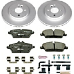 2010 Mini Cooper Brake Disc and Pad Kit Powerstop found on Bargain Bro India from JC Whitney for $270.55