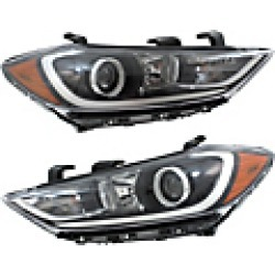 2018 Hyundai Elantra Headlight Replacement found on Bargain Bro India from JC Whitney for $827.02