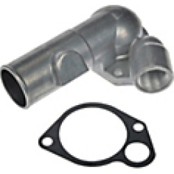 1990 Ford Bronco Thermostat Housing Dorman found on Bargain Bro India from JC Whitney for $33.36