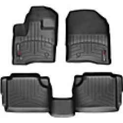 2014 Lincoln MKS Floor Mats WeatherTech found on Bargain Bro India from JC Whitney for $232.85