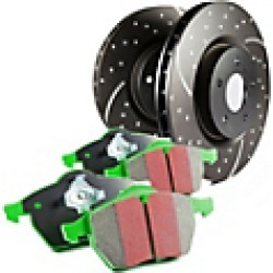 2010 Ford Taurus Brake Disc and Pad Kit EBC Brakes found on Bargain Bro India from JC Whitney for $451.84