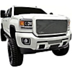 2018 GMC Sierra 2500 HD Billet Grille T-Rex found on Bargain Bro India from JC Whitney for $336.45