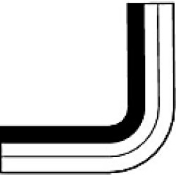 2001 Volkswagen Jetta Heater Hose Gates found on Bargain Bro India from JC Whitney for $18.70