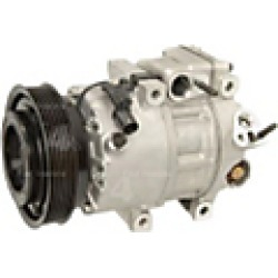 2008 Kia Optima A/C Compressor FOUR SEASONS found on Bargain Bro India from JC Whitney for $933.06